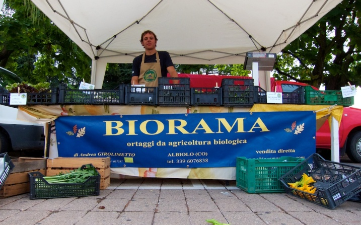 Biorama markt